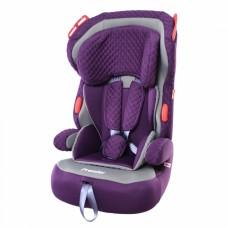Автокресло Carrello Premier CRL-9801 Crown Purple, фиолетовый, группа 1+2+3