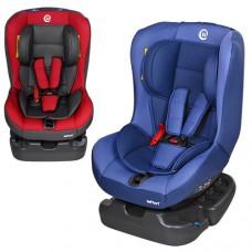 Автокресло El Camino ME 1010-4 INFANT, голубой и красный, группа 0+1