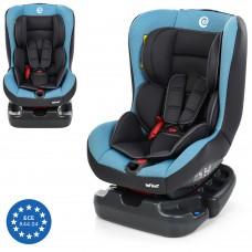 Автокресло El Camino ME 1010 INFANT Blue Shadow, серо-голубой, группа 0+1