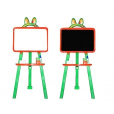 Доска для рисования магнитная 013777/3 оранжево-зеленый
