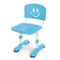 Детская парта со стульчиком Bambi M 3823-4 регулируемая, синяя