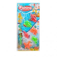 Рыбалка 3882-4 19 см, морские обитатели