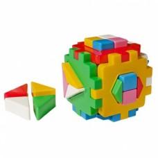 Куб Умный малыш Логика 2 ТехноК 2469