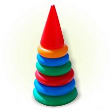 Пирамидка 017 БАМСИК №1 25см