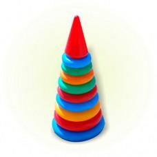 Пирамидка №2 34см 018 БАМСИК