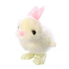 Заводная игрушка 568-23 кролик, 8см