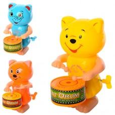 Заводная игрушка 7895-6-7-8 13см, 3вида животные в кульке