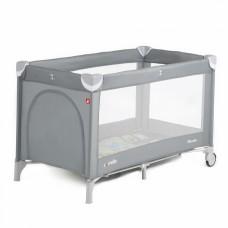 Кроватка-манеж Carrello Piccolo CRL-9203 Ash Grey, серый