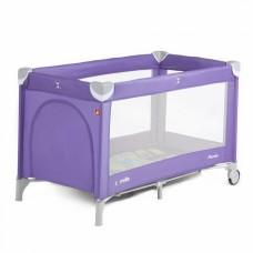 Кроватка-манеж Carrello Piccolo CRL-9203 Spring Purple, фиолетовый
