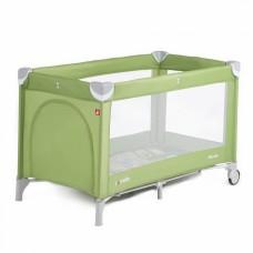 Кроватка-манеж Carrello Piccolo CRL-9203 Sunny Green, зеленый