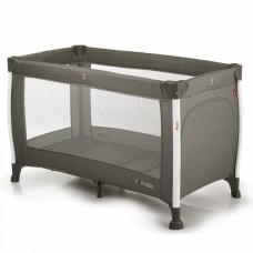 Кроватка-манеж Carrello Polo CRL-11601 Ivory Beige, бежевый