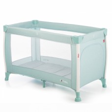 Кроватка-манеж Carrello Polo CRL-11601 Spring Green, зеленый