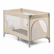 Кроватка-манеж Carrello Uno CRL-7304 Beige, бежевый