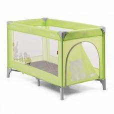Кроватка-манеж Carrello Uno CRL-7304 Green, зеленый