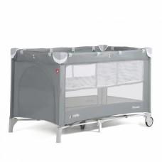 Кроватка-манеж Carrello Piccolo+ CRL-9201 Ash Grey, серый