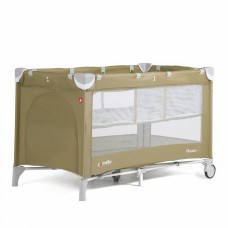 Кроватка-манеж Carrello Piccolo+ CRL-9201 Caramel Beige, бежевый