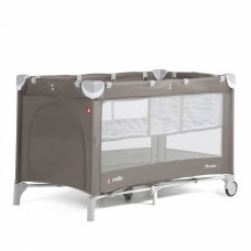Кроватка-манеж Carrello Piccolo+ CRL-9201 Chocolate Brown, коричневый