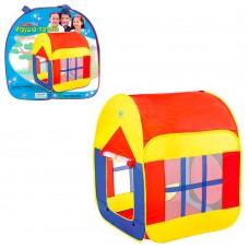 Палатка M 1440 куб, 85-85-110см, 2вх-на липуч, 1вх-сетка, 2окна-сетка, в сумке