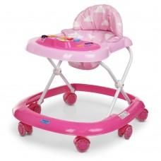 Ходунки музыкальные Bambi М 4212-8, розовый