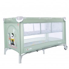 Кроватка-манеж Carrello Piccolo+ CRL-9201/2 Cameo Green, светло-зеленый
