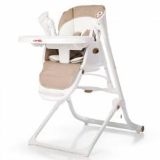 Детский стульчик-люлька для кормления Carrello Triumph CRL-10302/1 Cocoa Brown, коричневый