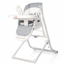 Детский стульчик-люлька для кормления Carrello Triumph CRL-10302/1 Grey, серый