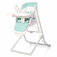 Детский стульчик-люлька для кормления Carrello Triumph CRL-10302/1 Turquoise, бирюзовый