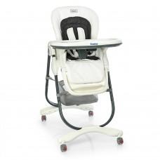 Детский стульчик для кормления El Camino M 3236-10 Dolce, белый