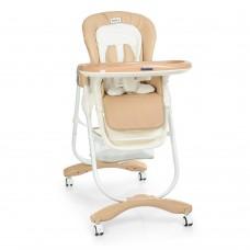 Детский стульчик для кормления El Camino M 3236-11 Dolce, бежевый