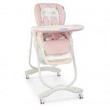 Детский стульчик для кормления El Camino M 3236 Dolce Sweet Pink, розовый