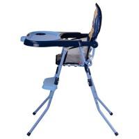 Детский стульчик для кормления Bambi HC100A BLUE, сине-голубой