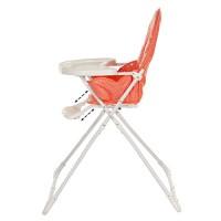 Детский стульчик для кормления Bambi HCY190-B-1, оранжевый