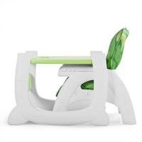 Детский стульчик-трансформер для кормления Bambi HZ 505-5, зеленый