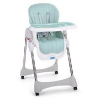Детский стульчик для кормления Bambi M 3216-12-S, мятный