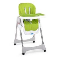 Детский стульчик для кормления Bambi M 3216-5-S, салатовый