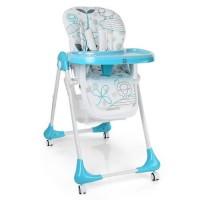 Детский стульчик для кормления Bambi M 3233-16, голубой