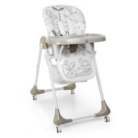 Детский стульчик для кормления Bambi M 3233-18, бежевый
