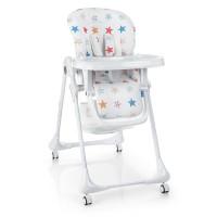 Детский стульчик для кормления Bambi M 3233-20, белый