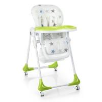Детский стульчик для кормления Bambi M 3233-22, салатовый