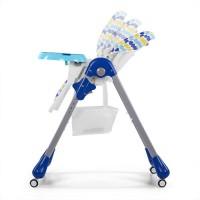 Детский стульчик для кормления Bambi M 3233-9, синий
