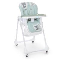 Детский стульчик для кормления Bambi M 3233 Teddy Sage Green, зеленый