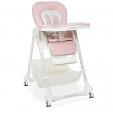 Детский стульчик для кормления Bambi M 3822 Baby Pink, розовый