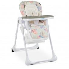 Детский стульчик для кормления Bambi M 3890 Fusion Beige, бежевый