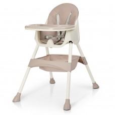 Детский стульчик для кормления Bambi M 4136 Pink, розовый