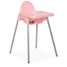 Детский стульчик для кормления Bambi M 4209 Pink, розовый