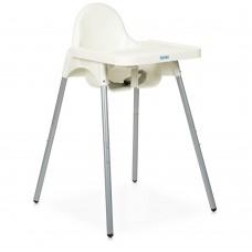 Детский стульчик для кормления Bambi M 4209 White, белый
