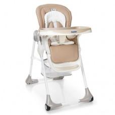 Детский стульчик для кормления El Camino ME 1001-13 PUNTO, бежевый