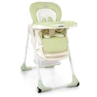 Детский стульчик для кормления El Camino ME 1001-5 PUNTO, салатовый