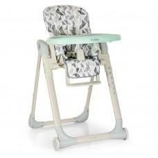 Детский стульчик для кормления El Camino ME 1031 MAJOR Nordic Gray, серый