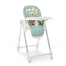 Детский стульчик для кормления El Camino ME 1037 CRYSTAL Pineapple Mint, зеленый